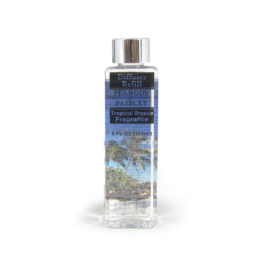 PEABODY & PAISLEY 5.07 oz Tropical Breeze Liquid Air Freshener