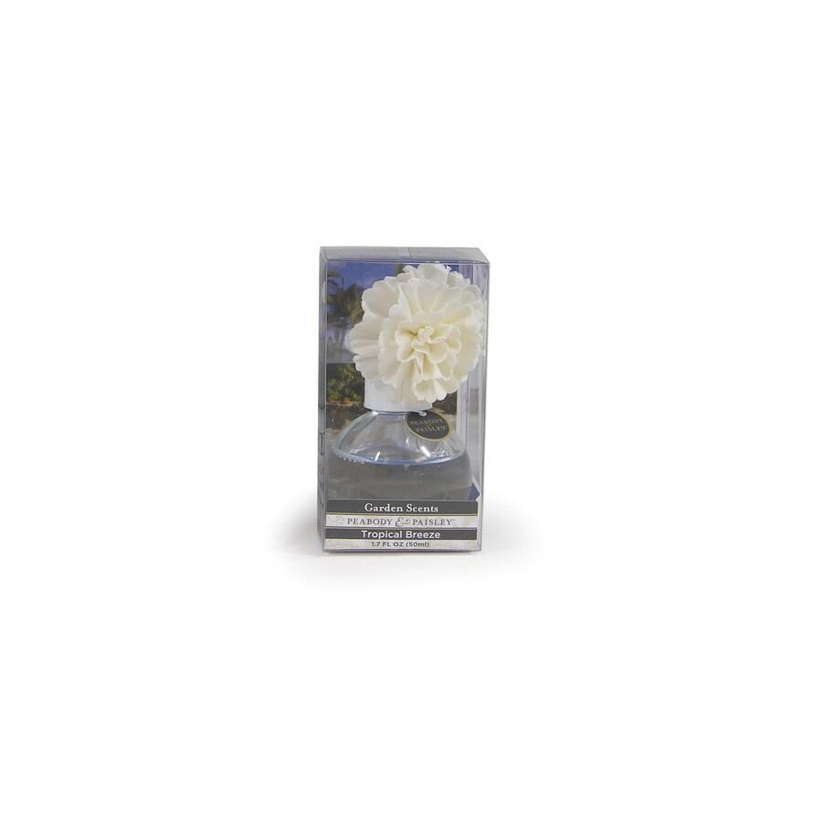 PEABODY & PAISLEY 1.69 oz Tropical Breeze Liquid Air Freshener