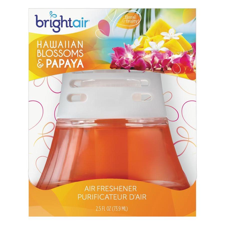 BRIGHT Air Hawaiian Blossoms and Papaya Liquid Air Freshener