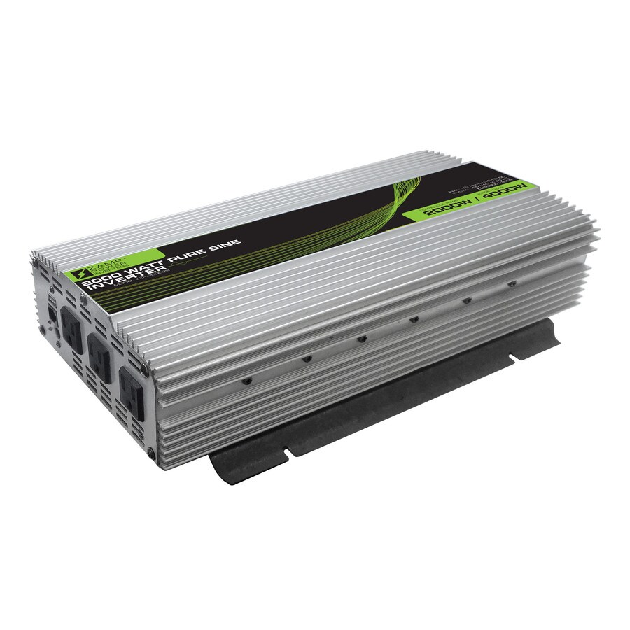 Zamp Solar 2000-Watt 12 VDC Off-Grid Inverter