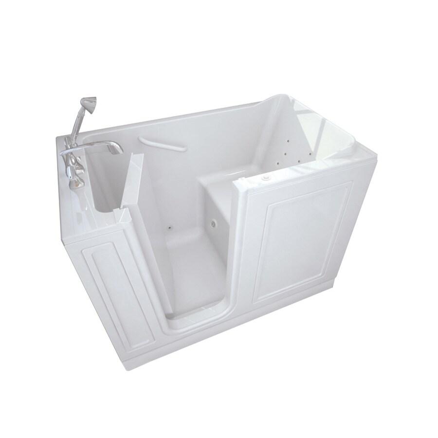 Shop American Standard Walk-In Baths Walk-in Baths White