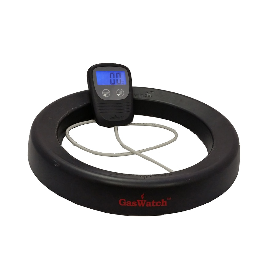 GasWatch 12x12x2 Plastic Digital Tank Scale