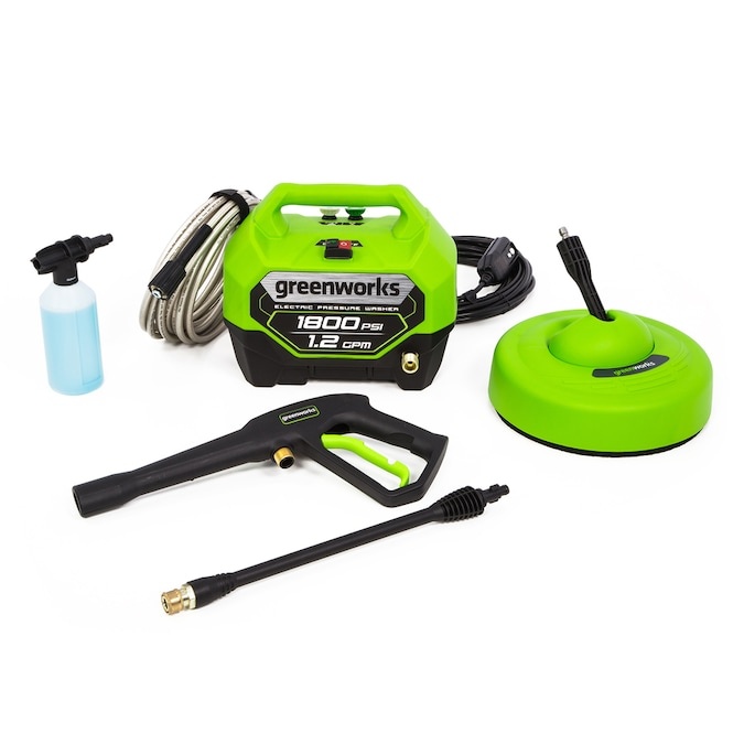 Greenworks Electric Pressure W...
