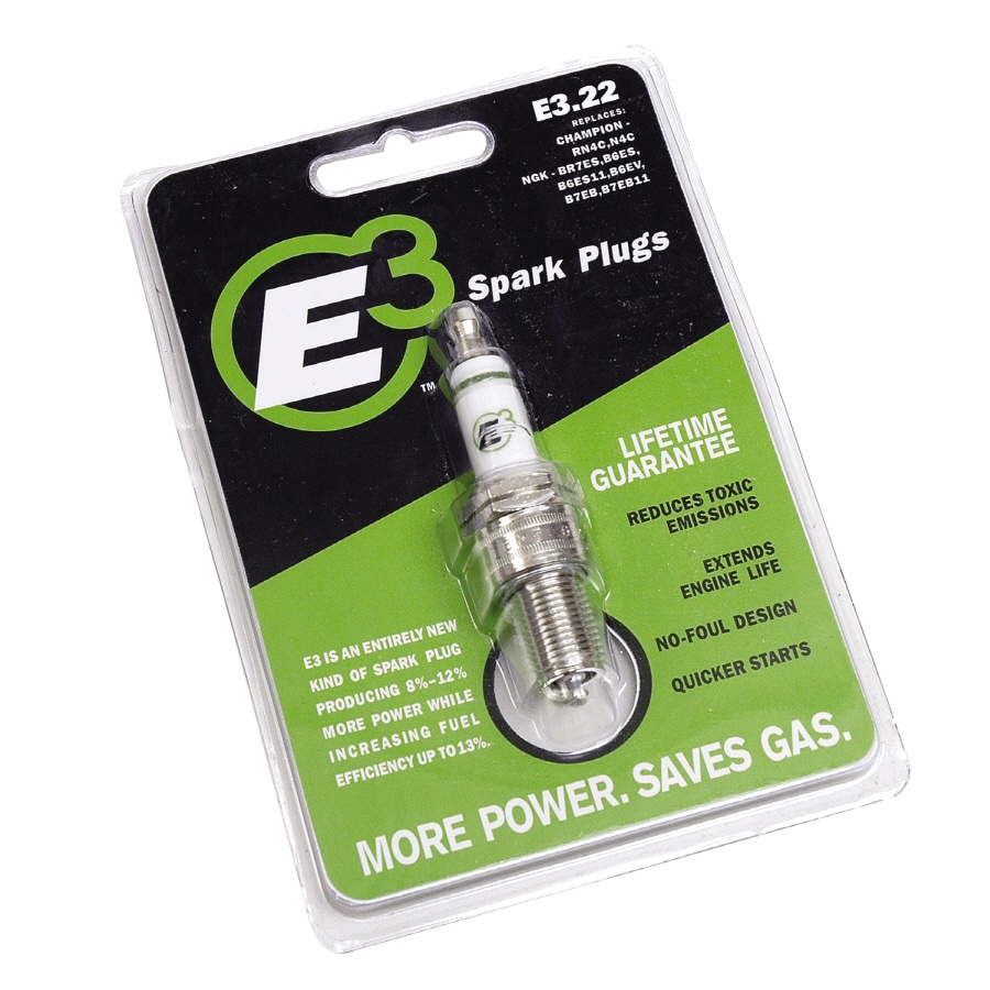 E3 13/16-in Spark Plug for 4-Cycle Engine