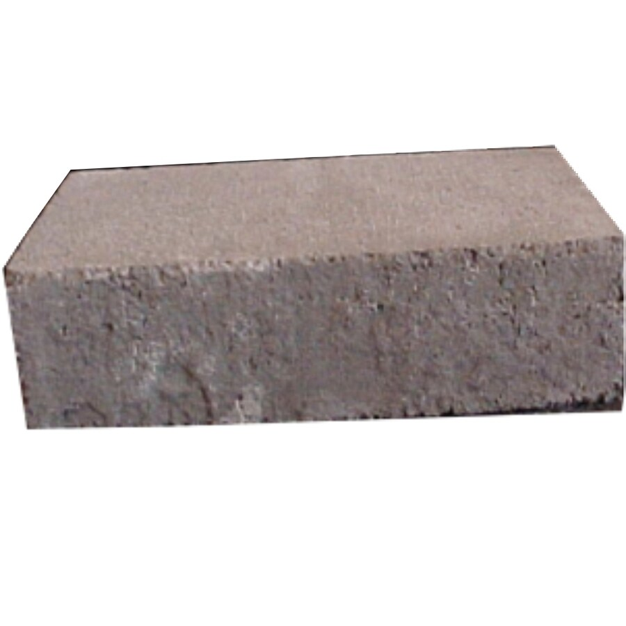 Lee Masonry Cap Concrete Block (Common: 8-in x 4-in x 16-in; Actual: 7.625-in x 3.625-in x 15.625-in)
