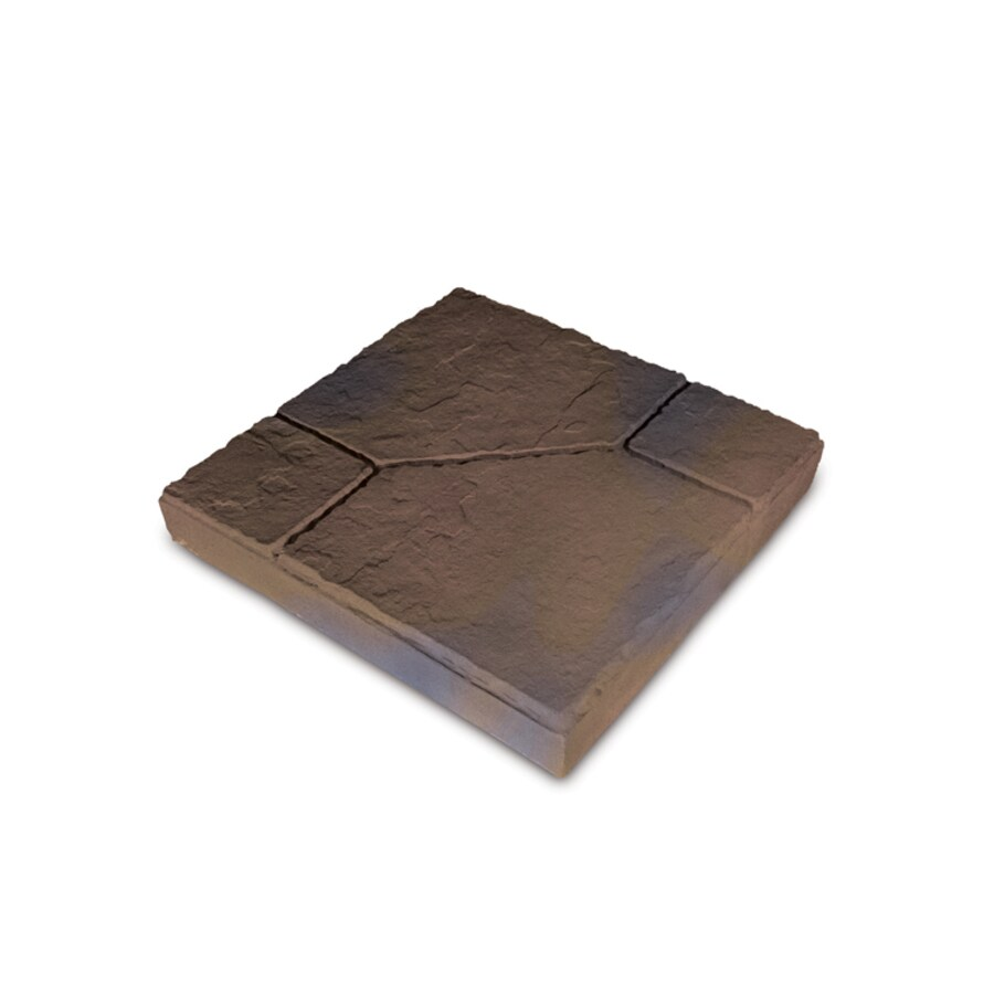 Morgan Blend Empire Concrete Paver (Common: 16-in x 16-in; Actual: 16-in x 16-in)