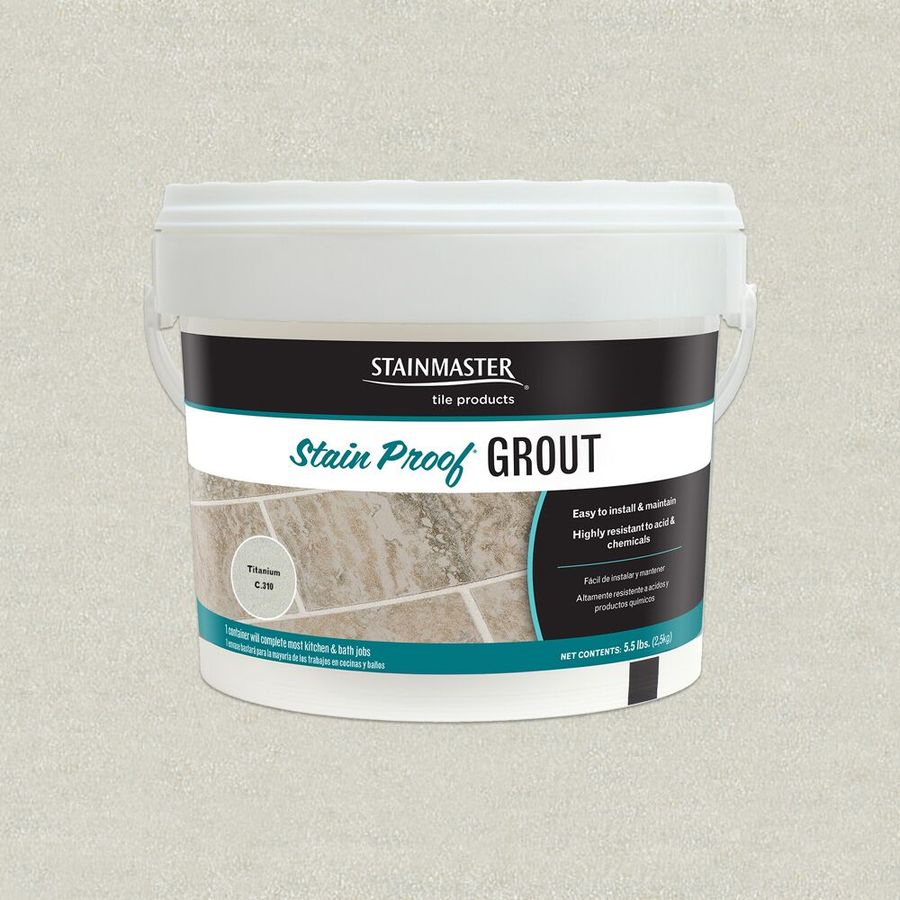 STAINMASTER Classic Collection Titanium Epoxy Grout