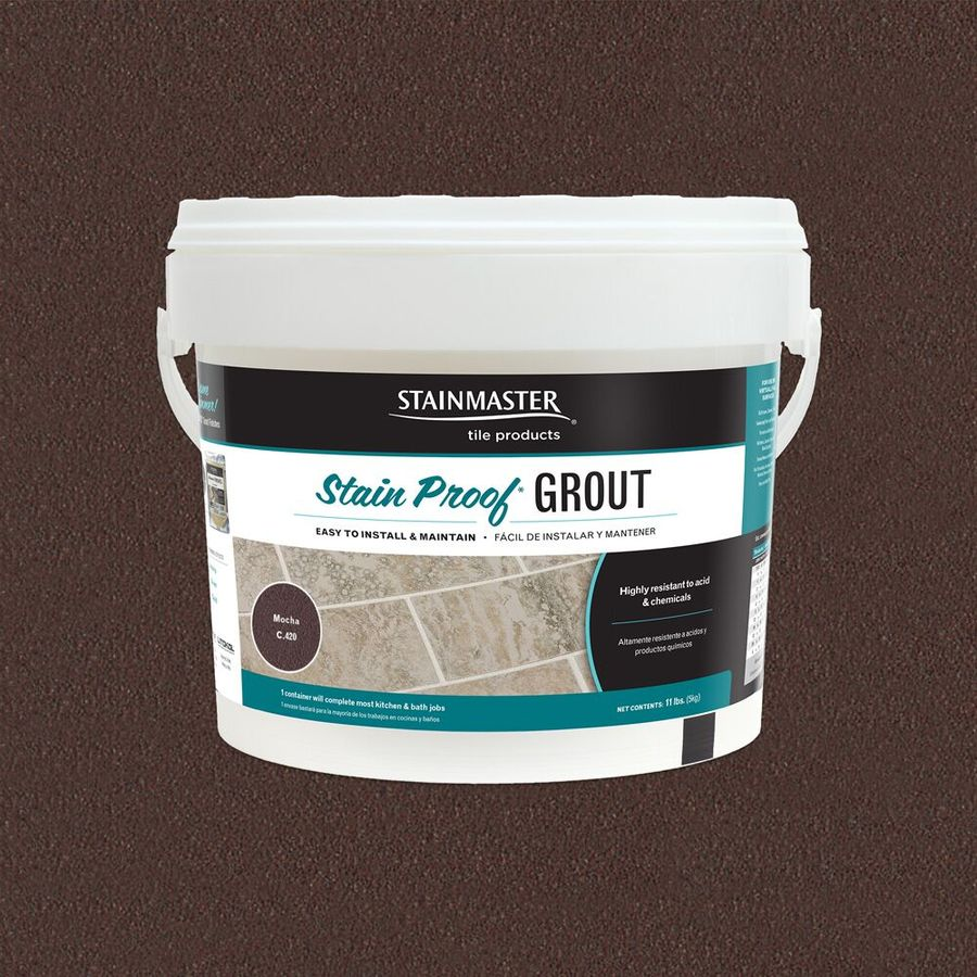STAINMASTER Classic Collection Mocha Epoxy Grout