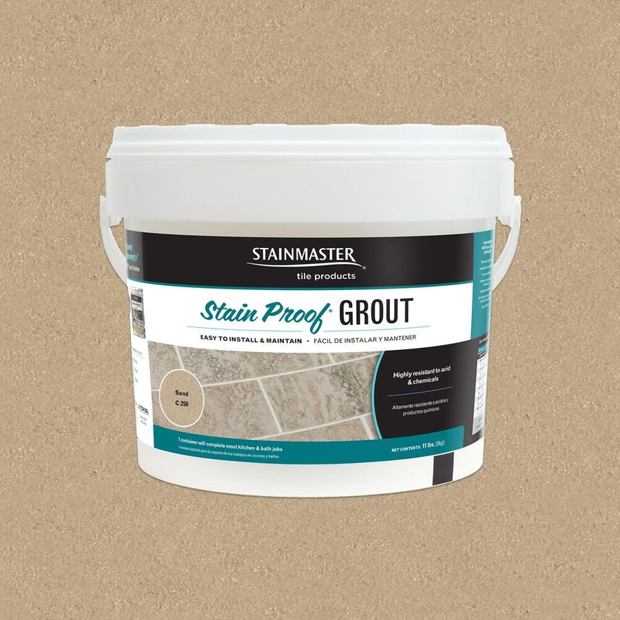 STAINMASTER Classic Collection Sand Epoxy Grout