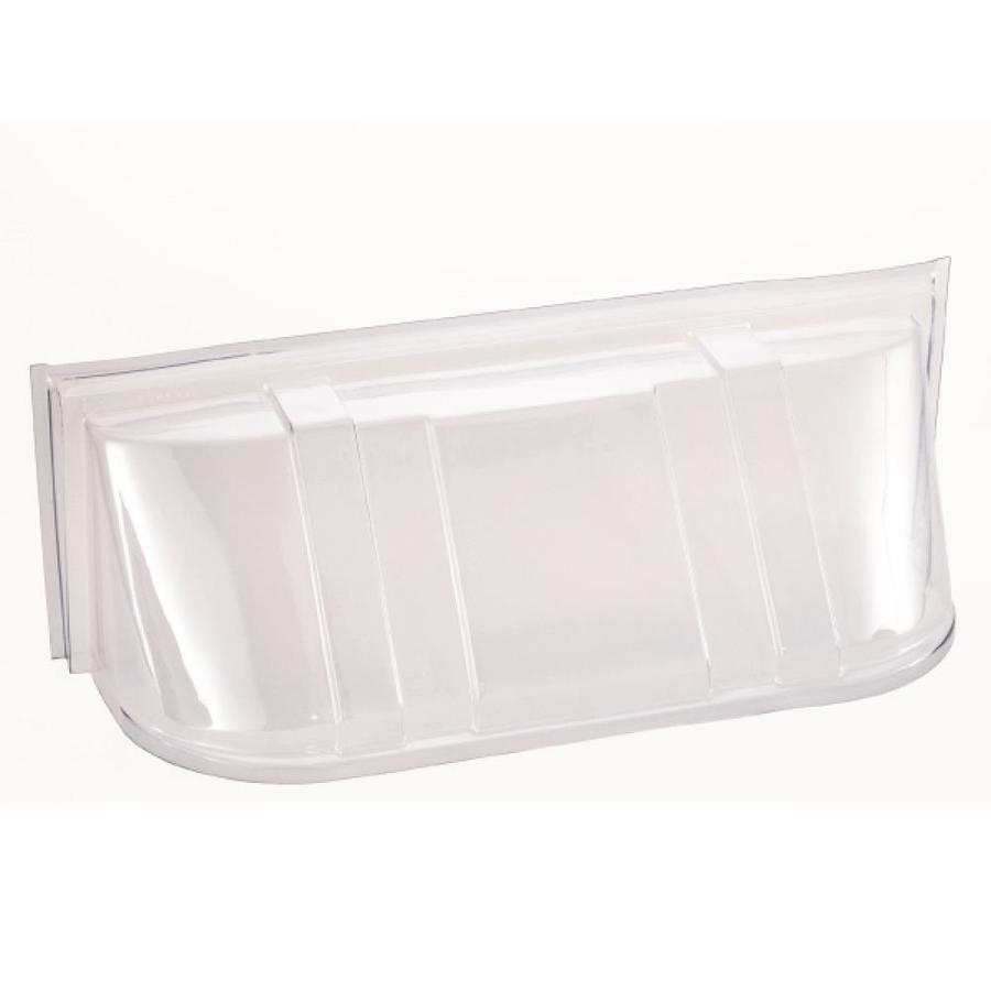 Shape Products 42-in x 14-in x 15-in Plastic Window Well Covers