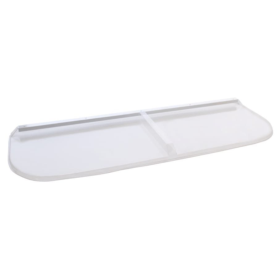 Shape Products 68-3/4-in x 21-1/4-in x 2-in Plastic Elongated Fire Egress Window Well Covers