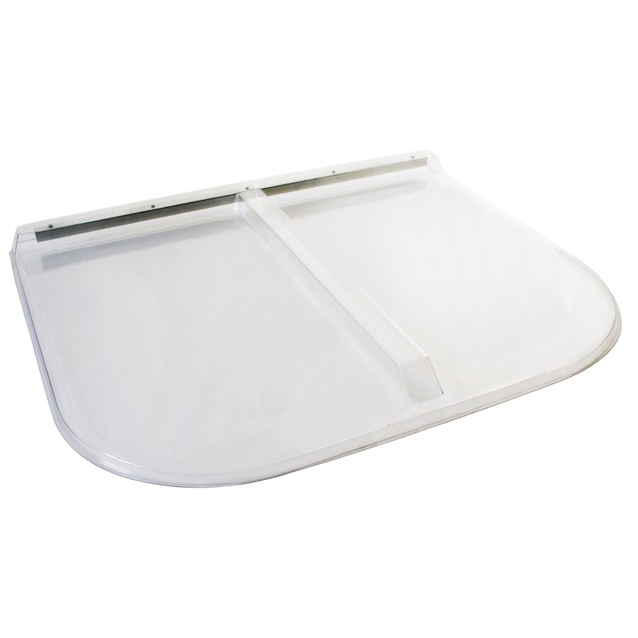 Shape Products 44-1/4-in x 38-in x 2-in Plastic U-Shaped Fire Egress Window Well Covers