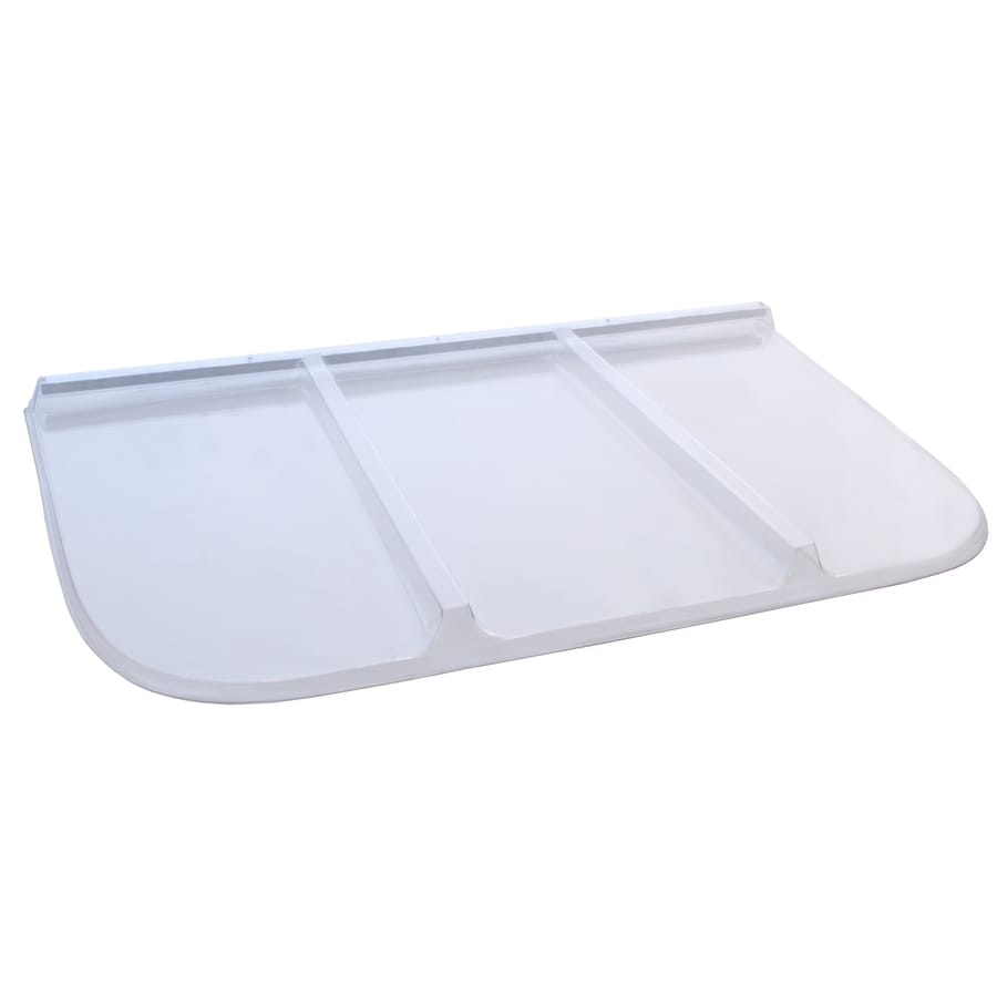 Shape Products 61-3/4-in x 36-in x 2-in Plastic Rectangular Fire Egress Window Well Covers