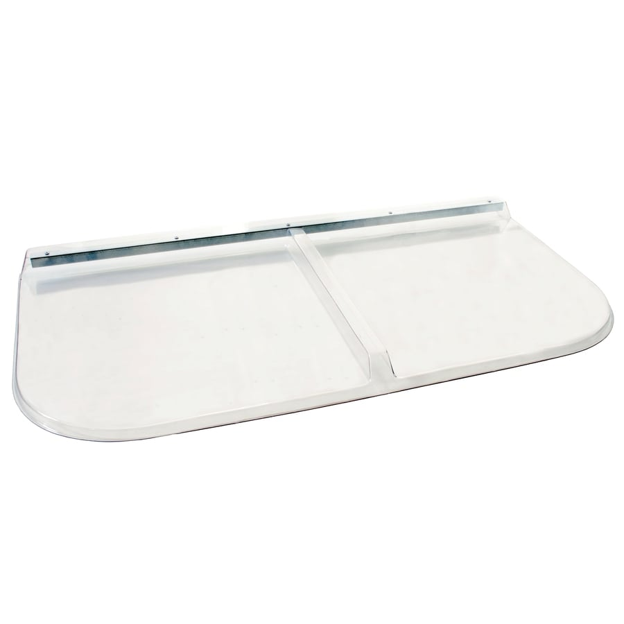 Shape Products 51-in x 26-1/2-in x 2-in Plastic Rectangular Fire Egress Window Well Covers