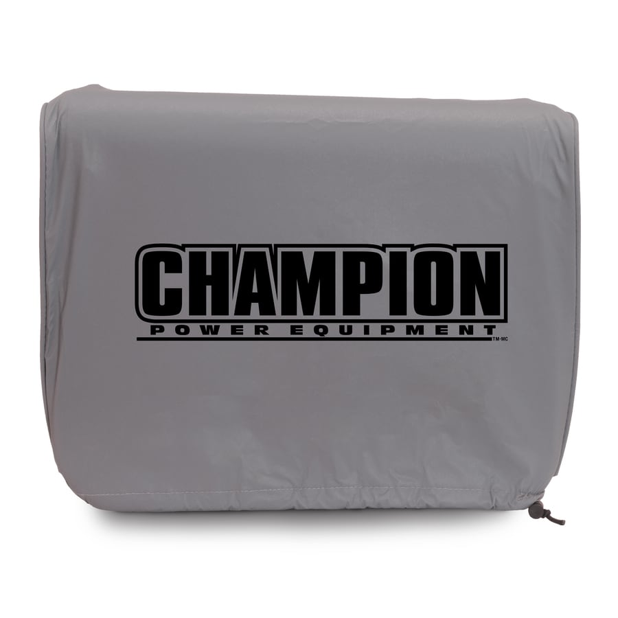 Shop Champion Power Equipment Generator Cover at Lowes.com