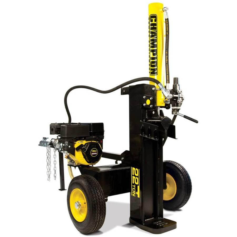 CHAMPION 22-Ton Gas Log Splitter