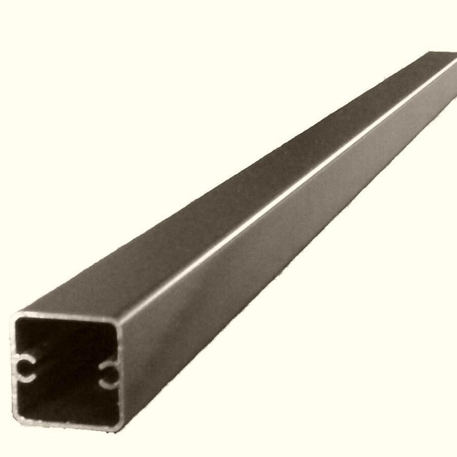 Wolf Handrail 3-ft Prefinished Aluminum Porch Handrail