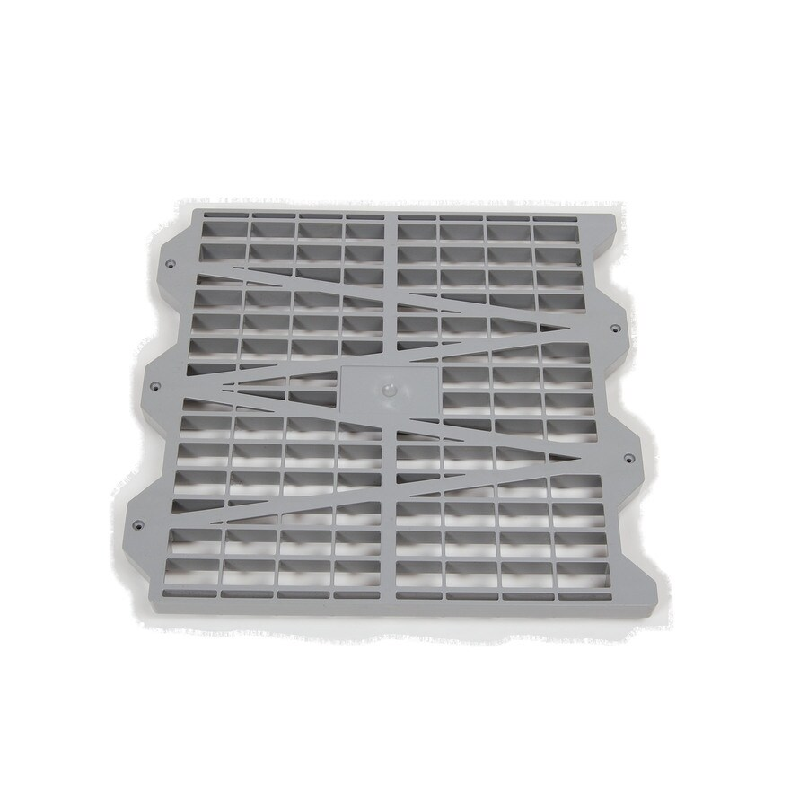Attic Dek 8-Pack Plastic Attic Flooring Panels (Common: 1-in x 16-in x 16-in; Actual: 1-in x 17-in x 16-in)