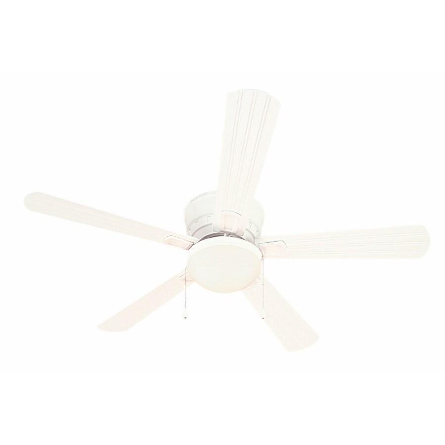 Harbor Breeze 52-in Outdoor Ceiling Fan with Light Kit