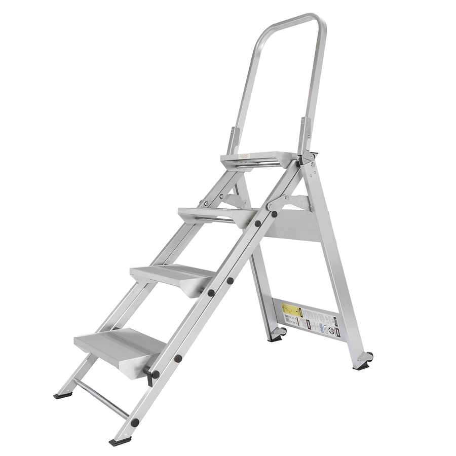 Xtend & Climb 4-5/8-ft Aluminum 300-lb Type IA Step Ladder
