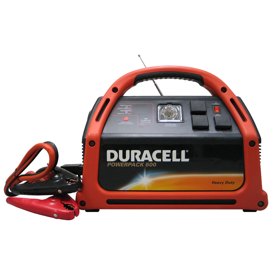 Brightwatts, Inc Duracell Powerpack 600