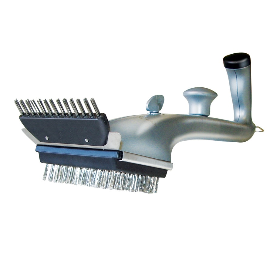 Grill Daddy Grill Brush with Scraper Blade