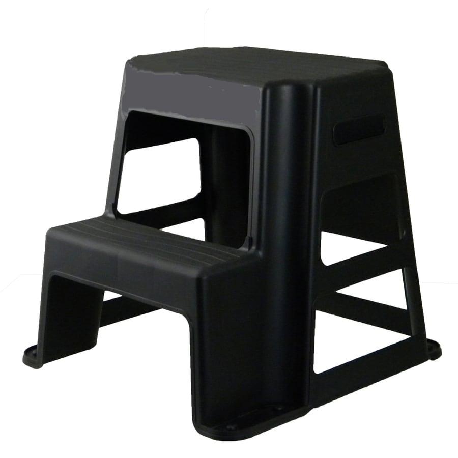 Centrex Plastics, LLC 2-Step Plastic Step Stool