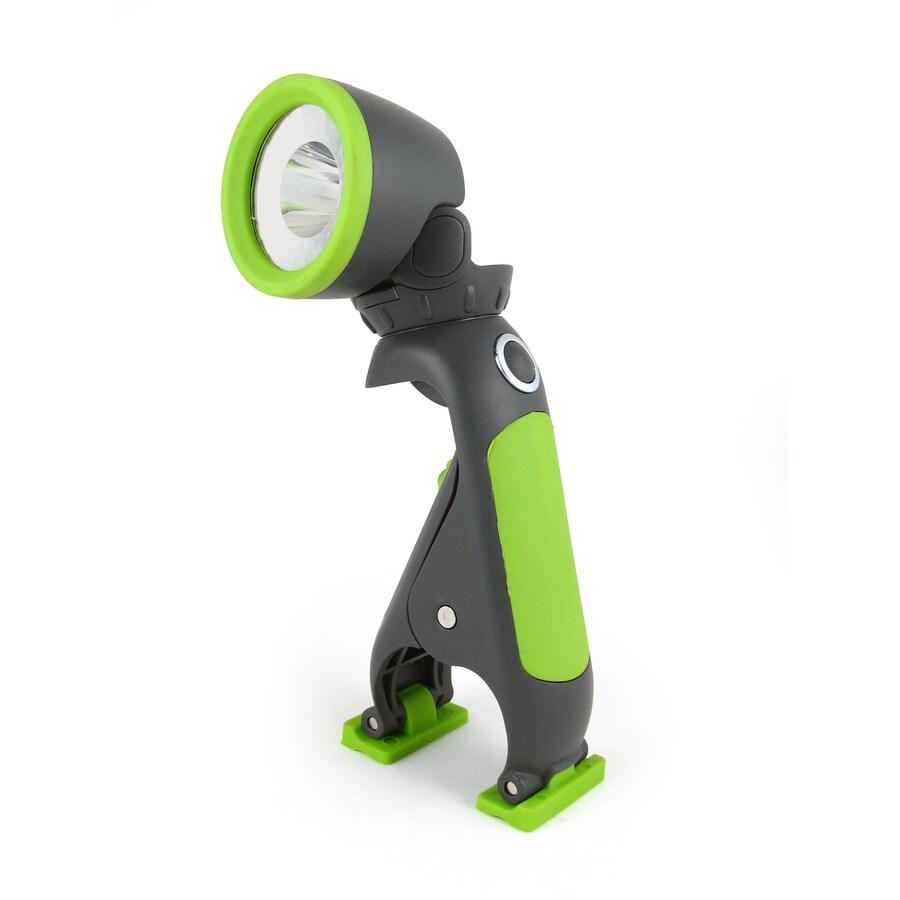 BLACKFIRE 100-Lumen LED Freestanding Battery Flashlight