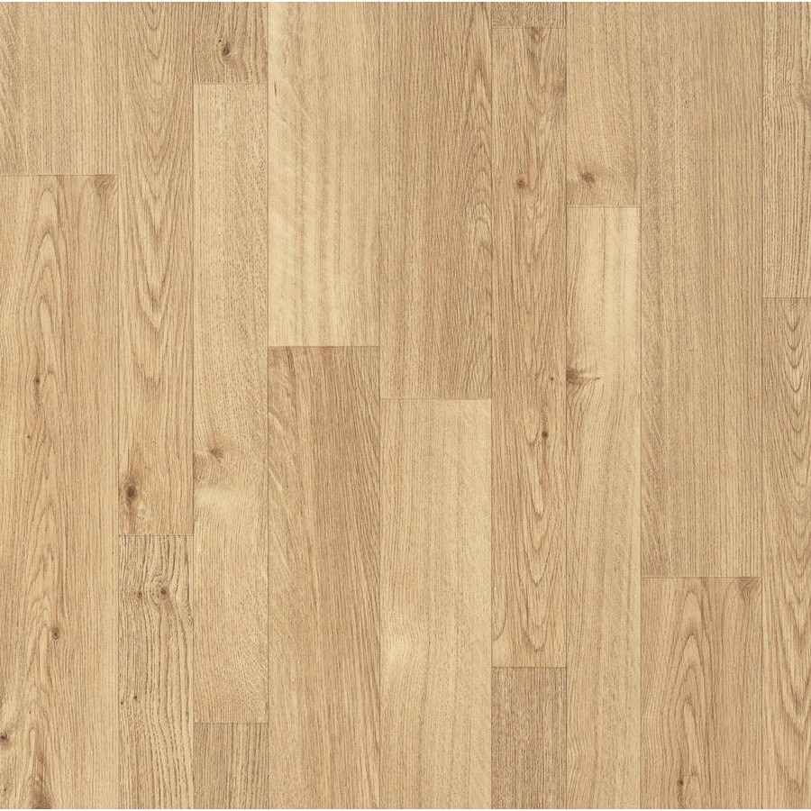 Armstrong 12-ft W Medium Wood Low-Gloss Finish Sheet Vinyl