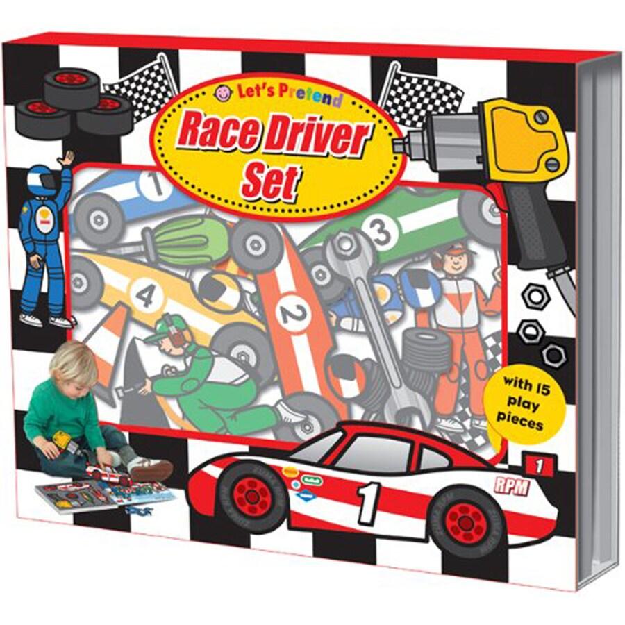 Race Driver Set, Let's Pretend