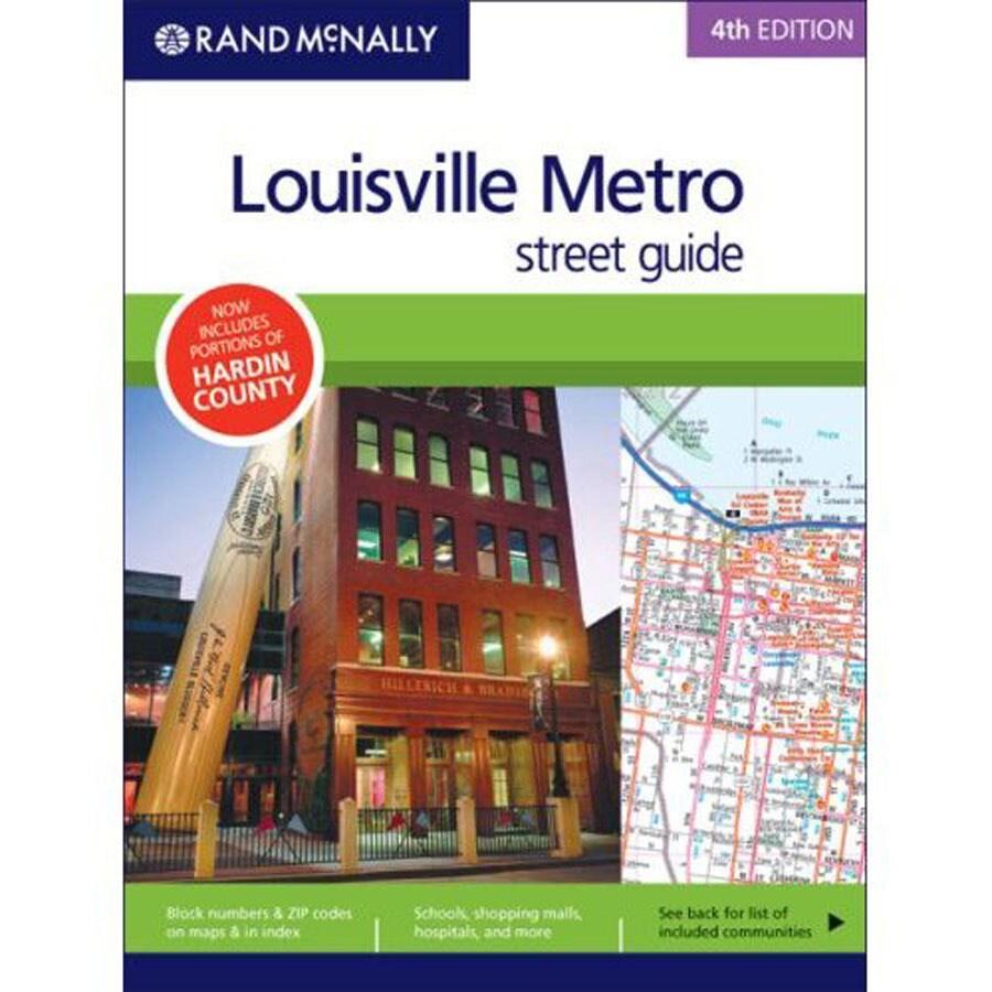 Louisville Metro Street Guide (4th Ed.)
