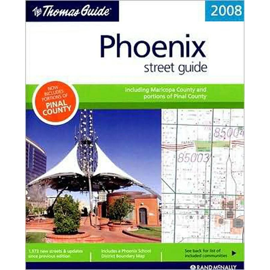 Phoenix Street Guide (2008 Ed.)