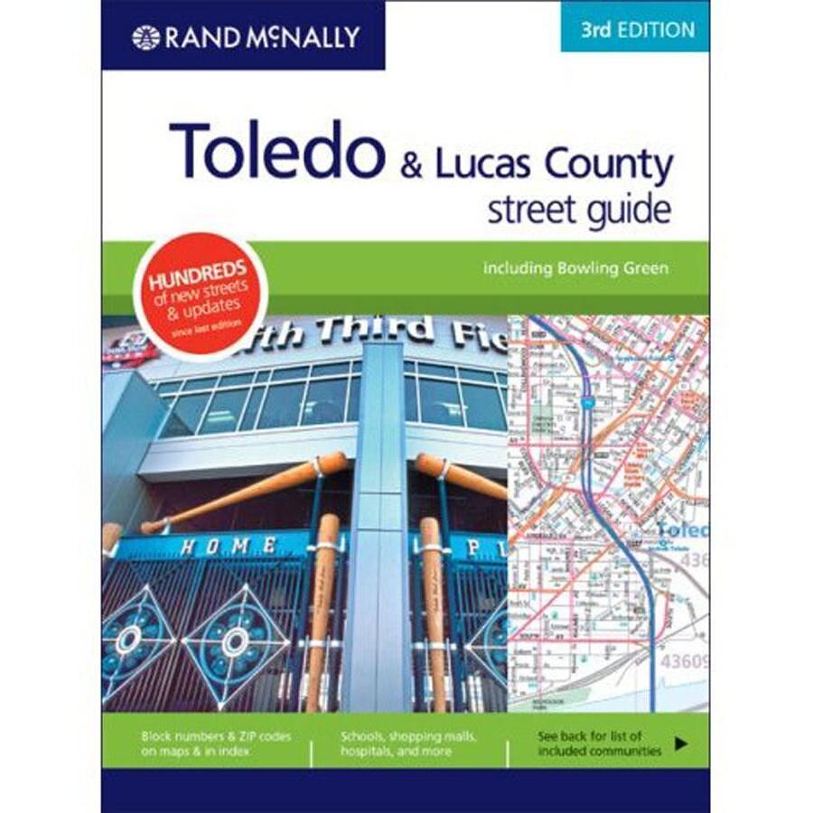 Toledo Street Guide