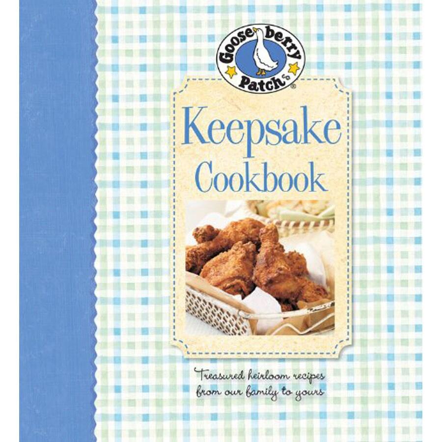 Keepsake Cookbook Gooseberry Patch