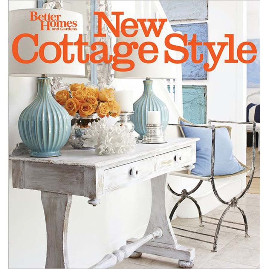 Bh&G New Cottage Style (2nd Ed.)