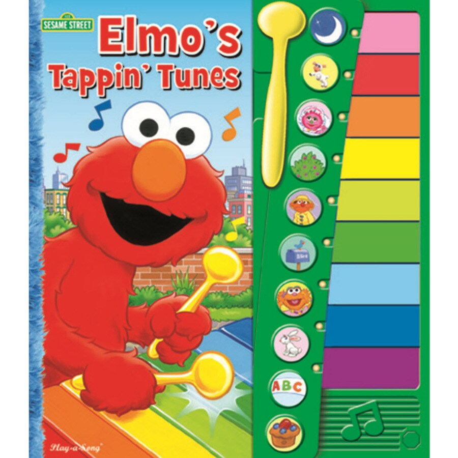 Elmo's Tapping Tunes