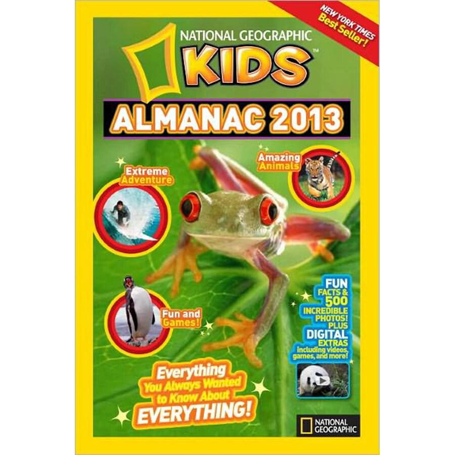 National Geographic Kids 2013 Almanac