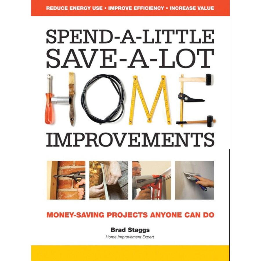 Spend-A-Little, Save-A-Lot Home Improvements
