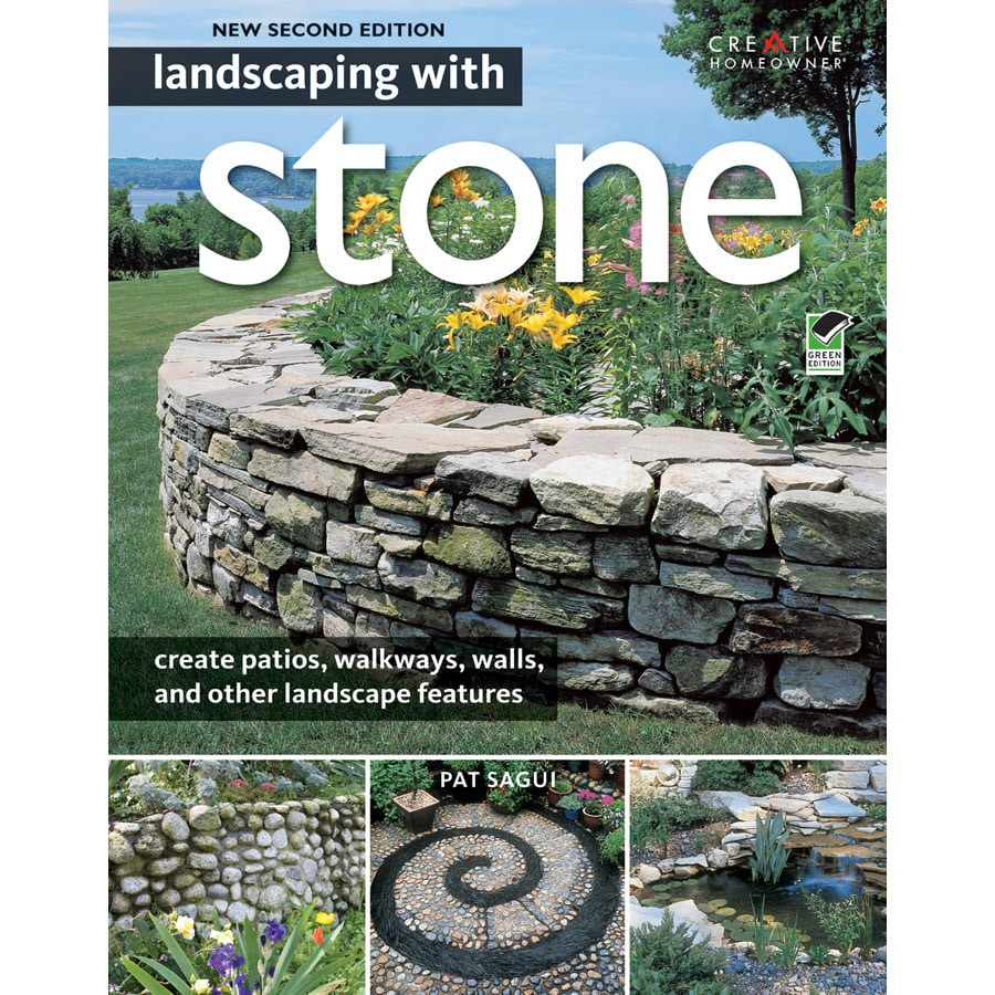 shop home design alternatives landscaping with stone at