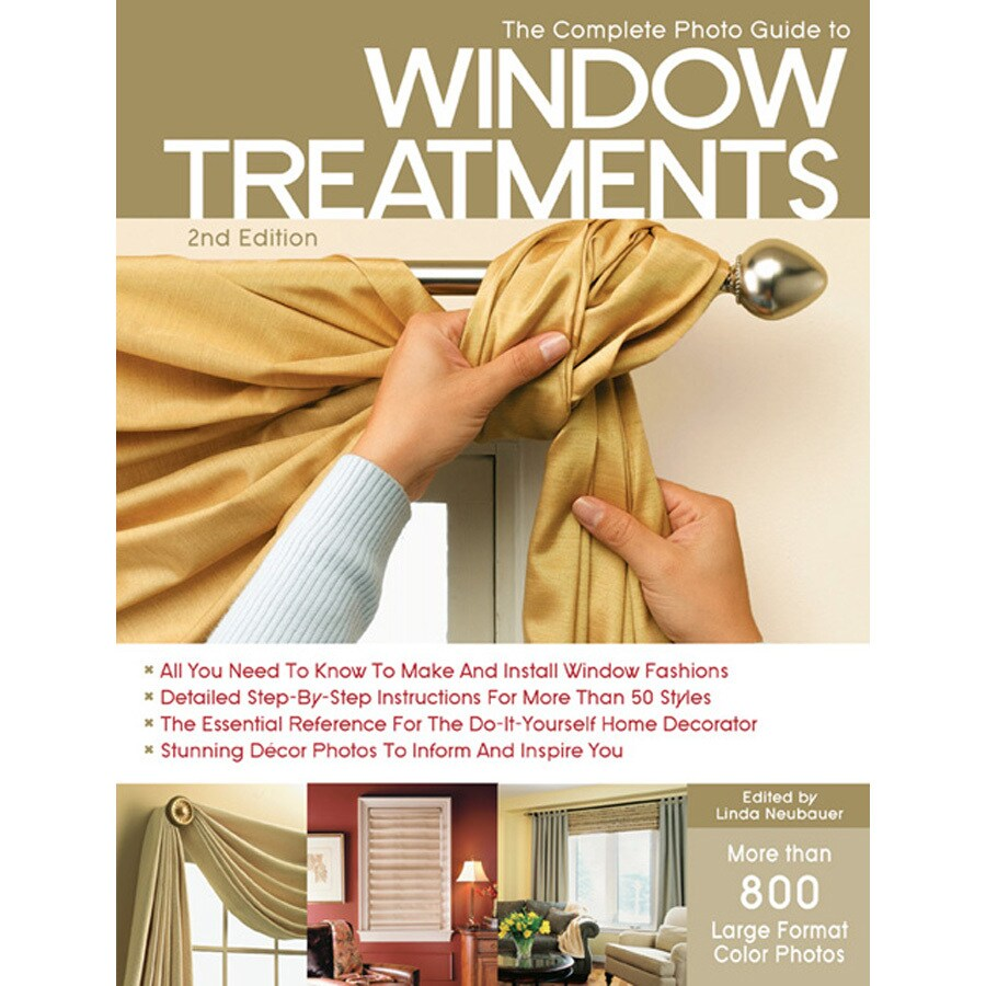 Complete Photo Guide to Window Treatments