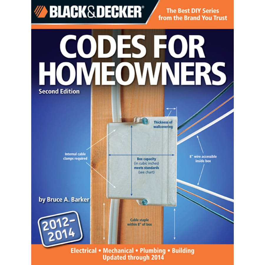 B&D Codes for Homeowners (2012-2015)