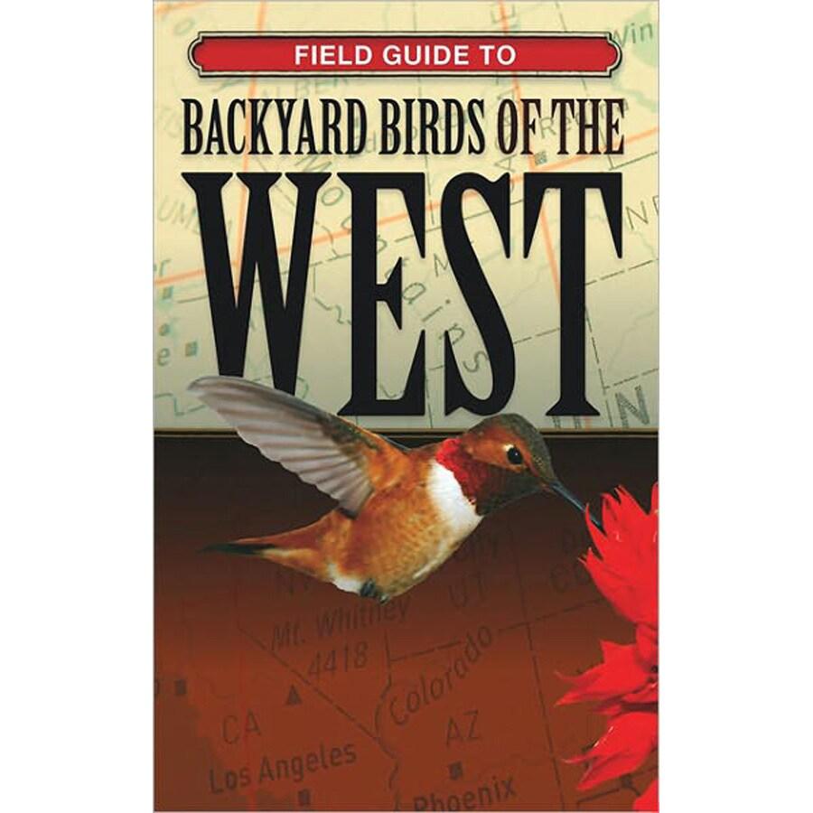 Field Guide Backyard Birds of the West