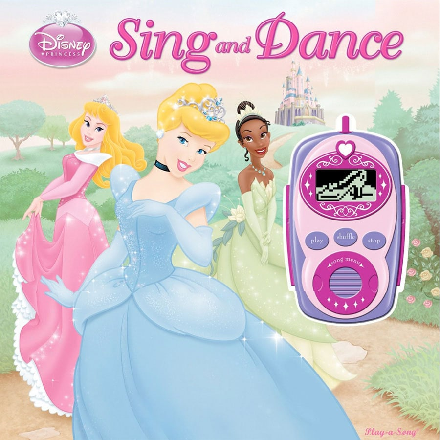 Disney Princesses Sing and Dance