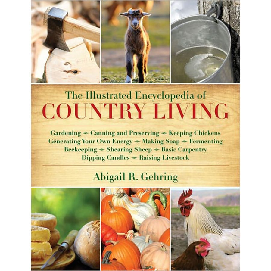 Country Living, Illustrated Encyclopedia Of