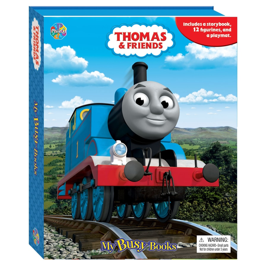 Thomas My Busy Book