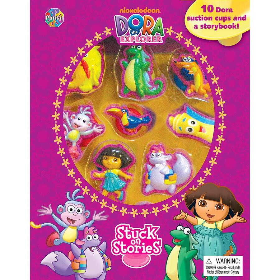 Dora Stuck On Stories