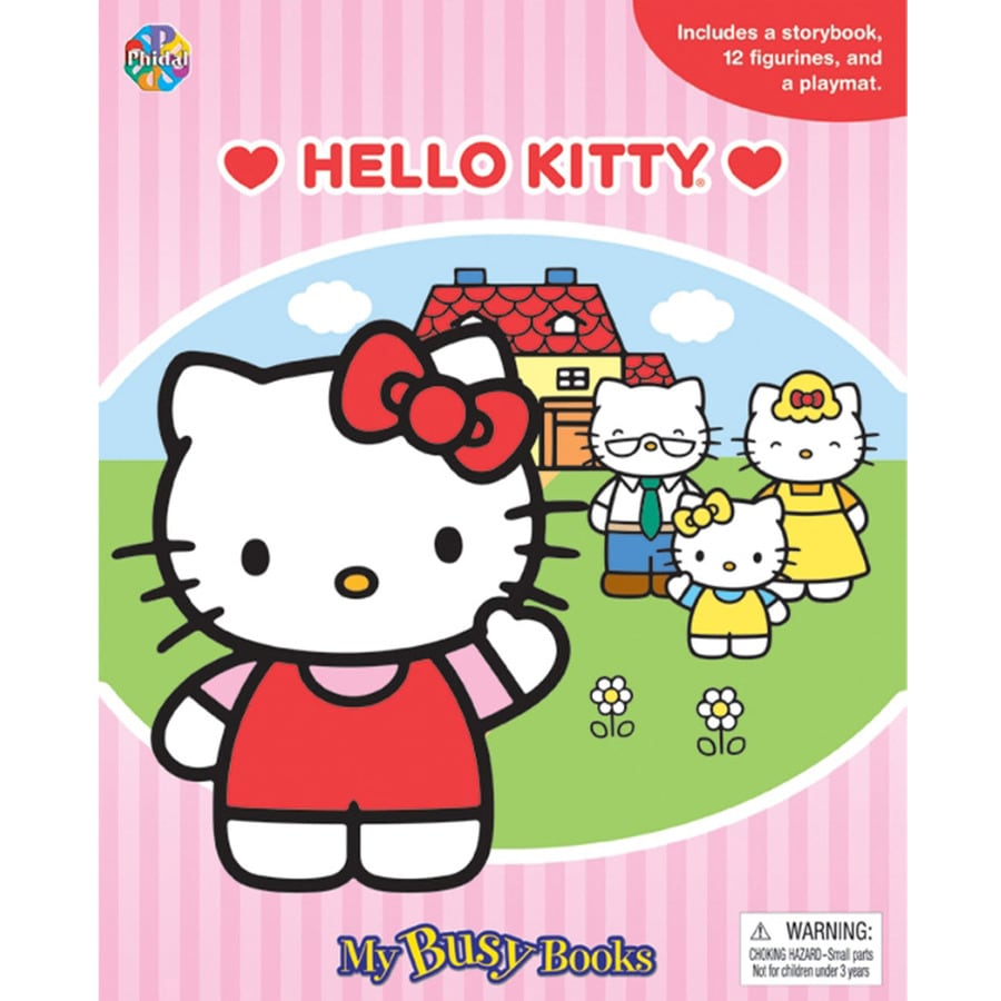 Hello Kitty My Busy Book