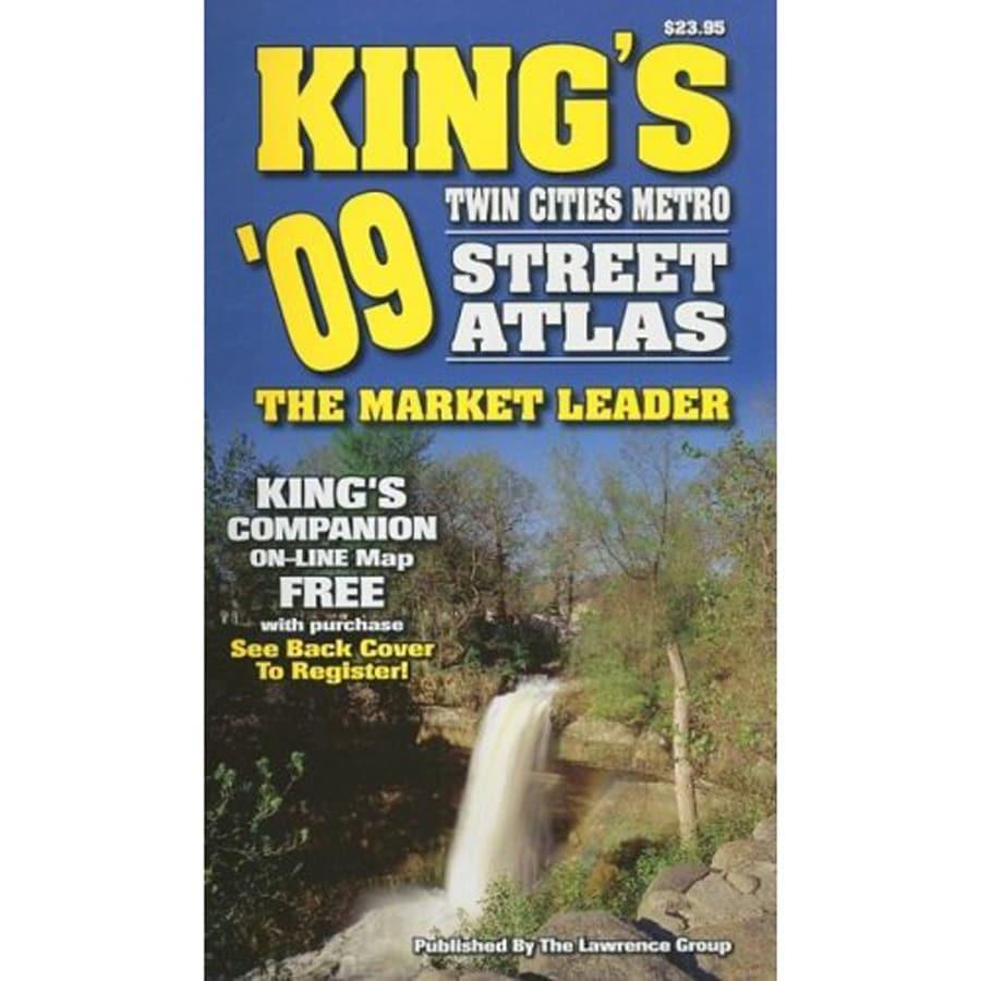 Home Design Alternatives King's '09 Twin Cities Metro Street Atlas