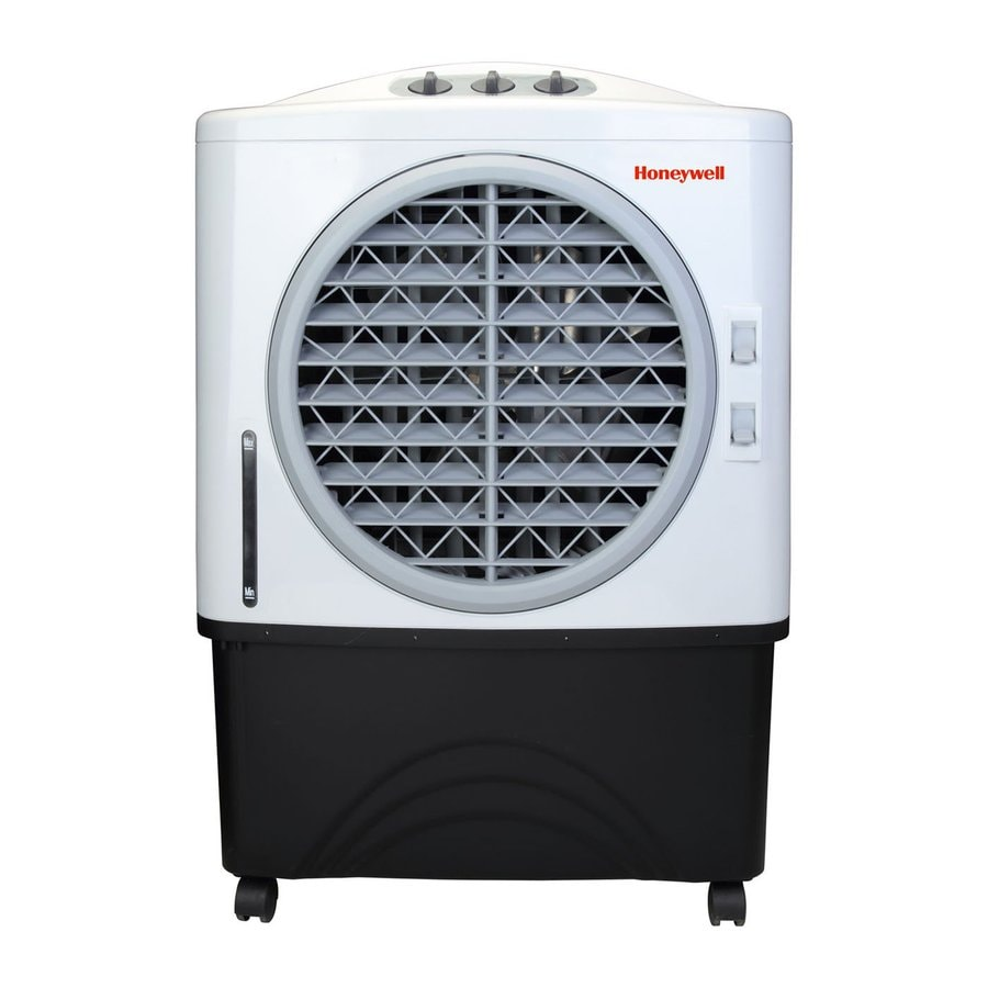 Honeywell 600-sq ft Indoor/Outdoor Direct Portable Evaporative Cooler (1062 CFM)