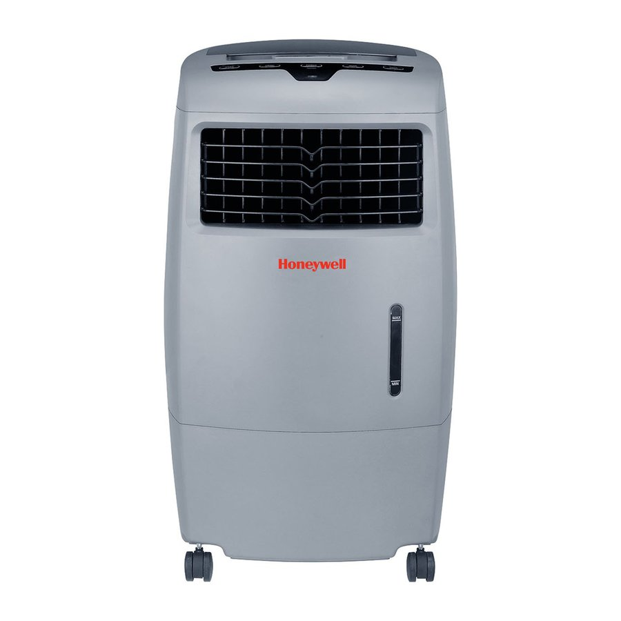Honeywell 300-sq ft Indoor/Outdoor Direct Portable Evaporative Cooler (470 CFM)